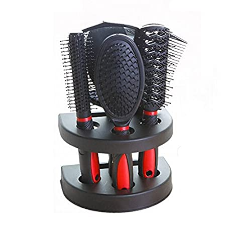 This hair brush set is suitable for everyone, whether you need to style short, fine hair, create volume