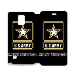 Jdsitem U.S. Army Strong Star Design Case Cover Sleeve Protector For Phone Samsung Galaxy Note 4