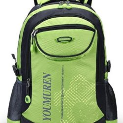 Victoriacross Business And Casual Travel Gear Laptop Daypack Backpack. Ipad Teblet Sports Outdoor School. Journey Trip Camping Bag Hiking.Fashion Macbook Computer Notebook Vcmm04-Green