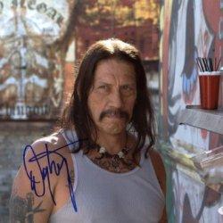 Danny Trejo Machete Signed Authentic 11X14 Photo Autographed Certificate Of Authenticity Psa/Dna #S33708