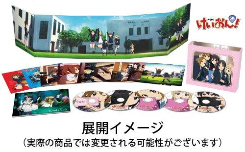 けいおん! Blu-ray BOX (初回限定生産)