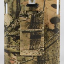 Nite Ize Cnt-Gs4-22Sc Connect Case Galaxy S4 - Retail Packaging - Mossy Oak