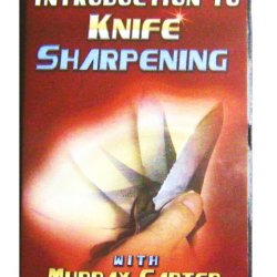 Murray Carter Introduction To Knife Sharpening Dvd