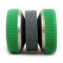 Green Knife Sharpener Stone Abrader 2014