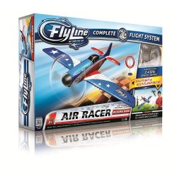 Flyline R/C Air Racer Complete Flight System (Blazing Babe)