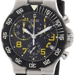 Victorinox Swiss Army Men'S 241408 Summit Xlt Chrono Chronograph Grey Dial Watch