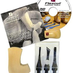 Flexcut Beginner Craft Carver Set