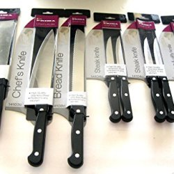 Prima Nine Piece Stainless Steel Knife Set