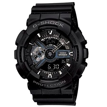 "For 25 years Casio G-Shock digital watches are the ultimate tough watch. Providing durable, waterproof mens digital watches for every activity. G-Shock is the ultimate tough watch. It was born from a developer's dream of ""creating a watch that never ..."