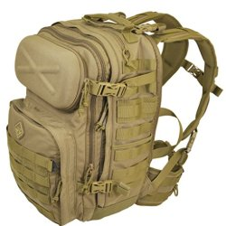 Hazard 4 Patrol Pack Thermo-Cap Daypack, Coyote