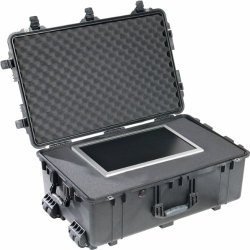 1650Nf Hard Case Without Foam-Black 1650Nf Hard Case Without Foam-Black