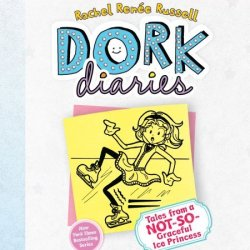 By Rachel Renç¸E Russell Dork Diaries 4: Tales From A Not-So-Graceful Ice Princess (Unabridged) [Audio Cd]
