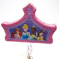Disney'S Princess Pull Pinata