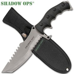 Cld156 11 3Zf8Plvqem Inch Shadow Orortwtpda Ops Military Bayonet Cld156 Folding Knife Edge Sharp Steel Ytkbio Tikos567 Bgf This High Quality And High Selling Fixed Blade Knife Features A 6 Inch German Surgical Steel Blade. Rubber Easy To Grip Handle. Itjd