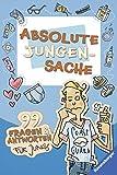 image of Absolute Jungensache: 99 Fragen und Antw