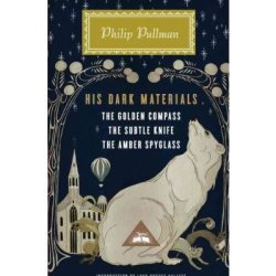[ His Dark Materials: The Golden Compass, The Subtle Knife, The Amber Spyglass ] By Pullman, Philip ( Author ) [ 2011 ) [ Hardcover ]
