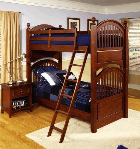 Image of Legacy Classic Kids American Spirit Bunk Bedroom Set (B008V63DOK)