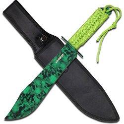 Z Hunter Zb-031 Fixed Blade Knife, 15-Inch