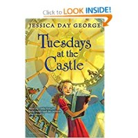 Book Review of Tuesdays at the Castle by Jessica Day George