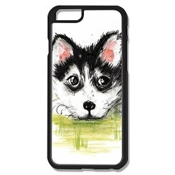 Nice Staring Dog Pc Cover For Iphone 6