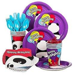 Birthday Panda Standard Kit (Serves 8)
