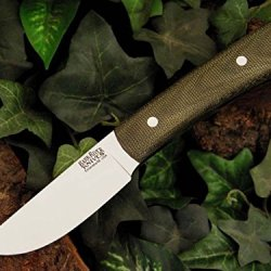 Bark River Woodland Special Fixed Blade Knife 01-132Mgc