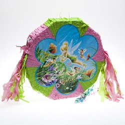 Tinker Bell Pop Out Pull Pinata