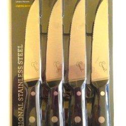 Emeril Lagasse Jumbo Steak Knives [Set Of 4]