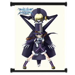 "Blazblue Game Carl Fabric Wall Scroll Poster (16""X21"") Inches"