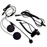51RX65NPM9L. SL160  Top 10 Portable Audio & Video Electronics Accessories for May 3rd 2012   Featuring : #7: Black Walkie Talkie Ear Hook Earphone w Microphone for Kenwood
