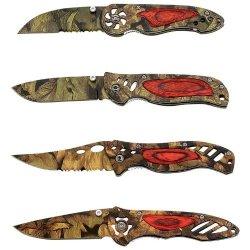4Pc Knife Set In Case