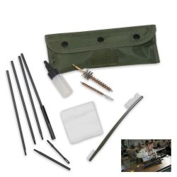 Olive Drab M16 Field Cleaning Kit