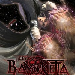 By Sega - The Eyes Of Bayonetta: Art Book & Dvd (Har/Dvd) (12.1.2013)