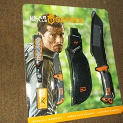 Bear Grills Gerber Survival Set