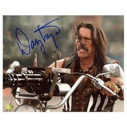Danny Trejo Autographed 8X10 Machete Kills Photo