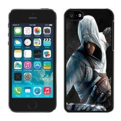 Diy Assassins Creed Desmond Miles Guard Helmet Fist Knife Iphone 5C Black Phone Case