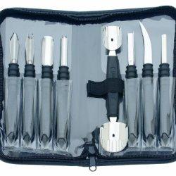 Messermeister 9 Piece Garnishing Tool Set