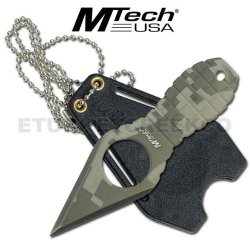 Mt-588Dg 4.25 Inch Overall Mtech Ugox7G Grenade Handle Yrmmdyuy Neck Knife - Digital Camo Ayeuiu56 Hlbv23Rt 4.25 Inch Overall In Length Digital Camo Finish Mtech Grenade Handle Dnebpm5 Neck Knife. Includes Sheath Which Features A Clip And The Dzszvf7 Neck