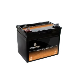 Chrome 35AH 12V DC SLA Trolling Motor Battery