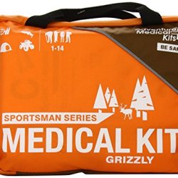 Adventure Medical Kits Adventure Medical Sportsman Grizzly Kit, 4.75 Ounce