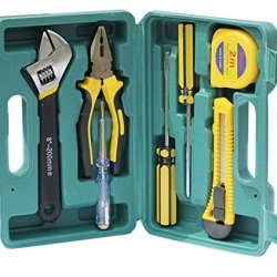 Amaranteen - 8Pcs/Set Household Tool Set Car Repair Kit Car Emergency