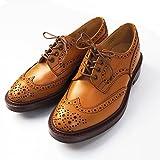 Tricker's トリッカーズ 革靴 M7292 BOURTON バートン ACORN (UK8サイズ JP26.5cm)