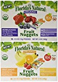 Floridas Natural Organic Fruit Nuggets Pouches - (1) 10 Packs of Each Flavor Berrilicious, Fruit Grove
