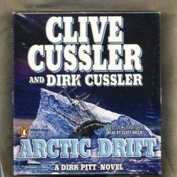 Arctic Drift By Clive Cussler Unabridged Cd Audiobook (Dirk Pitt Series)