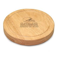 Cleveland Browns Wood Cutting Board
