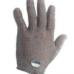 Stainless Steel Mesh Hand Glove - Cut Resistant (S)
