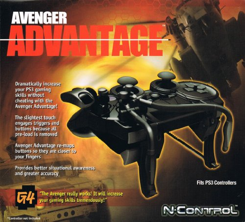 The Avenger Advantagefor PS3