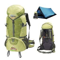 Zombie Apocalypse Pak W/ Tentpak Camp Kit - Alpinizmo 45