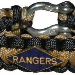 2/75Th Ranger Rgt (Pat Tillman) Special Edition #2 Bracelet
