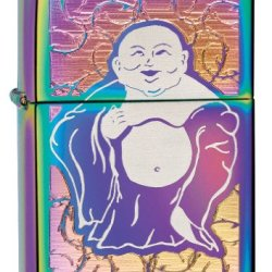 Zippo Buddha Belly Pocket Lighter